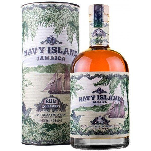 Navy island XO