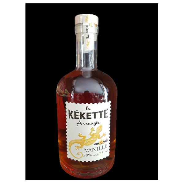 La KeKette arrangée à la Vanille