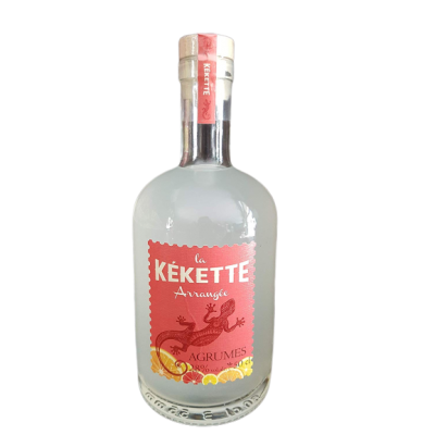 La KeKette arrangée aux agrumes