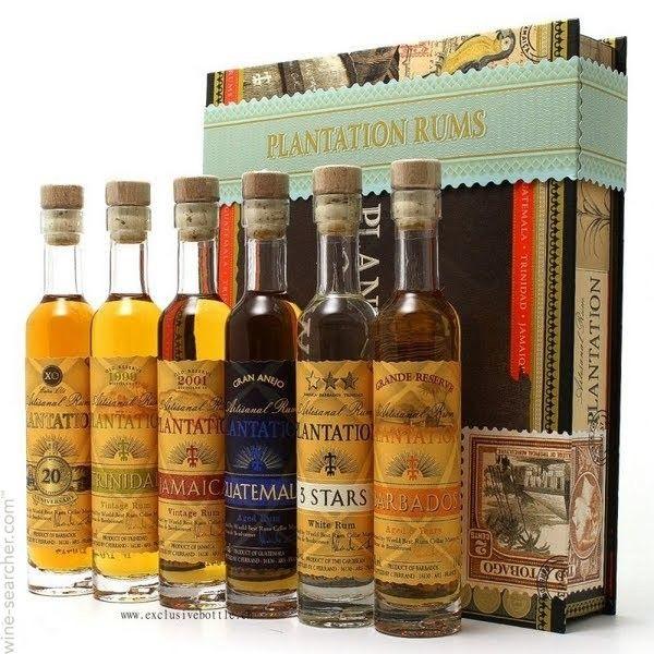 Plantation Rhum Cigar Box