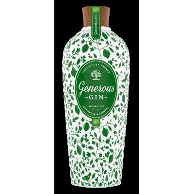 Generous Gin Bio Organic