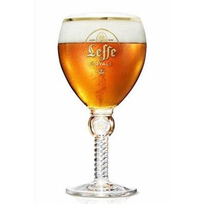 Verre à bière LEFFE ROYALE 33cl