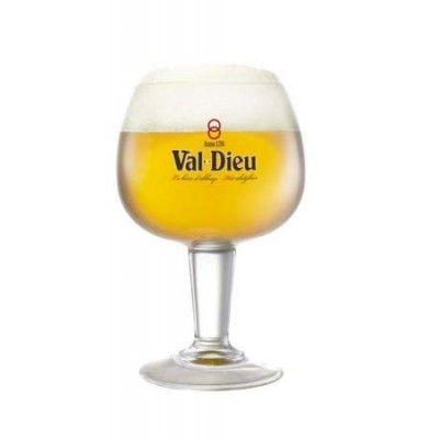 Verre à bière VAL DIEU 25cl