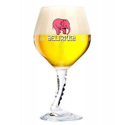 Verre à bière DELIRIUM 33 cl Nouveau Modèle