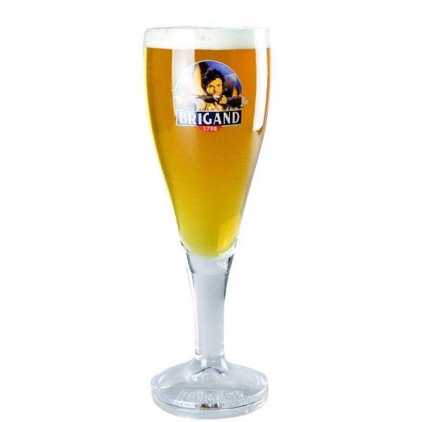 Verre à bière BRIGAND 33cl