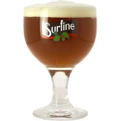 Verre à bière SURFINE 33cl