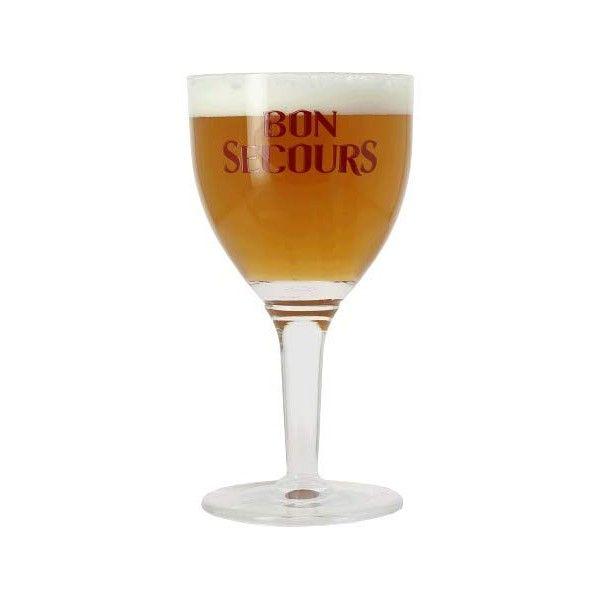 Verre à bière BON SECOURS 25cl