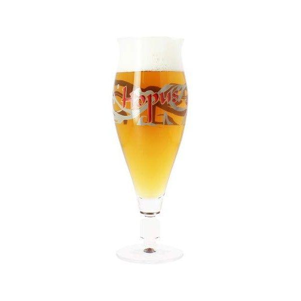 Verre à bière HOPUS 33cl