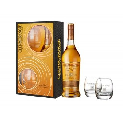 Coffret Glenmorangie the original + 2 verres