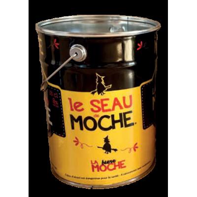 Seau La Moche 4x33cl + 1 Verre