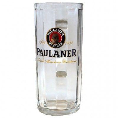 Verre à bière Chope PAULANER 50cl