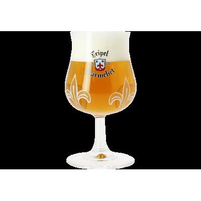 Verre à bière Triple Karmeliet 33cl