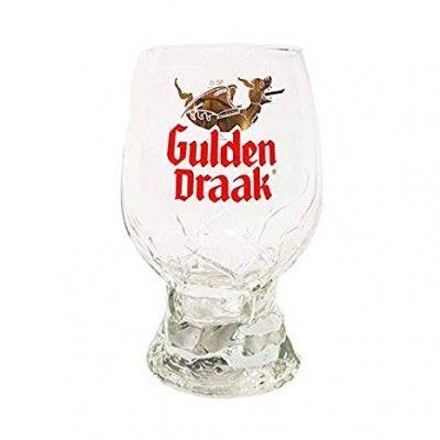 Verre à bière GULDEN DRAAK oeuf 33cl