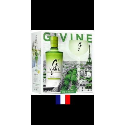 Coffret G'Vine Floraison + 1 verre