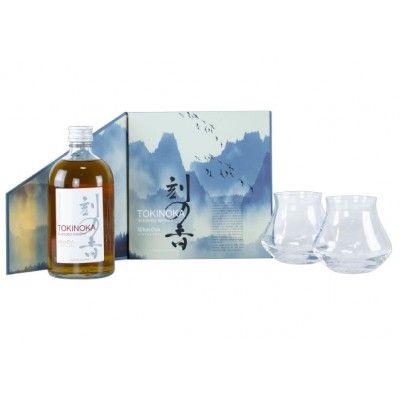 Coffret Tokinoka + 2 verres