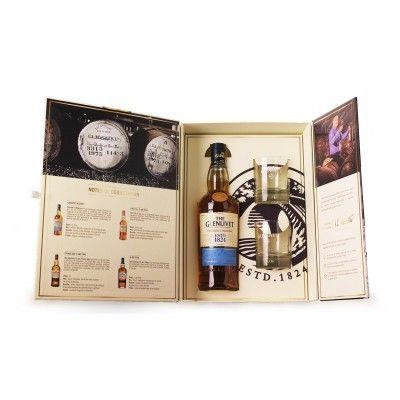 Coffret Glenlivet Founder's Reserve 70cl + 2 verres