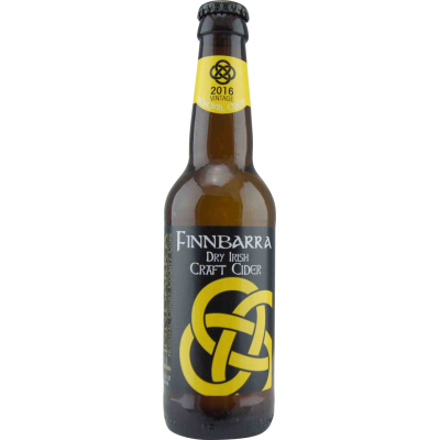 Finnbarra Dry Irish Cider