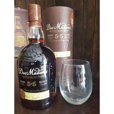 Dos Maderas Px 5+5 + 1 verre sérigraphié