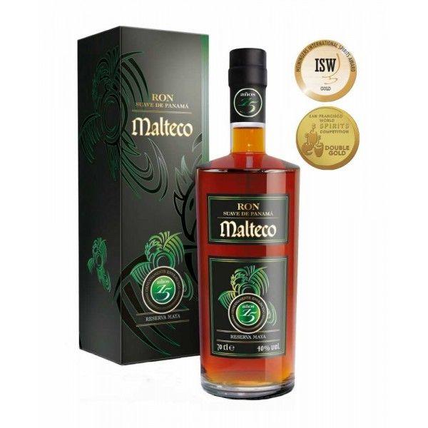 Malteco 15 ans Reserva Maya