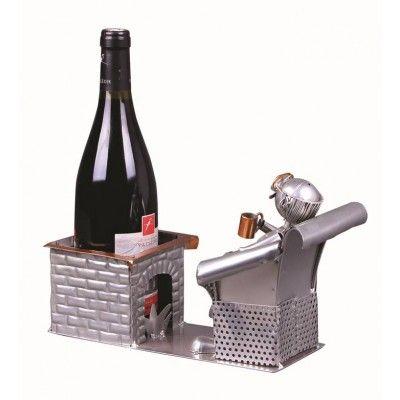 Porte-bouteille de Vin ou de bière RETRAITE