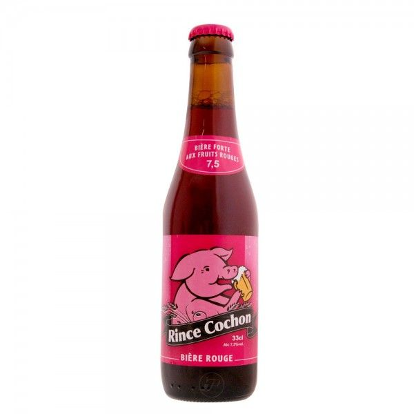 Rince Cochon Rouge