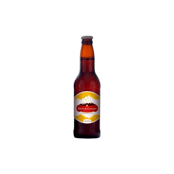 Bière du Canigou Blonde
