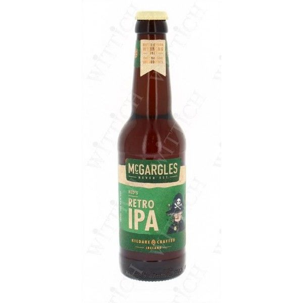McGargles Ned's Retro IPA