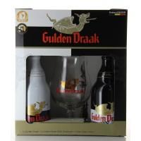 Coffret Gulden Draak 2x33cl + 1 verre