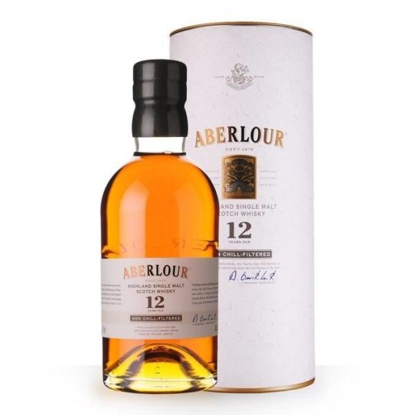 Aberlour 12 ans Non Chill Filtered