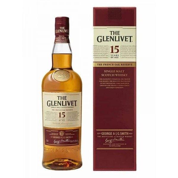 The Glenlivet 15