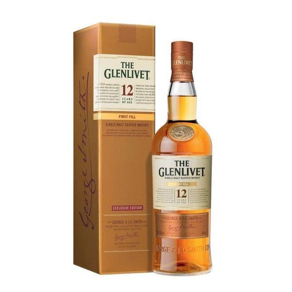 The Glenlivet 12 First Fill