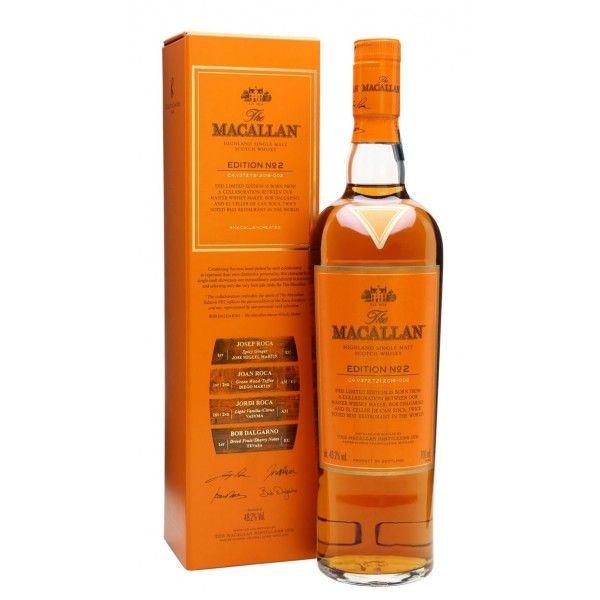 Macallan Edition N°2